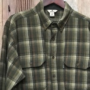 Woolrich Plaid Shirt 2XL